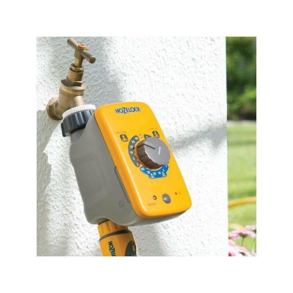 2212 Sensor Controller Water Timer Electronic Auto Watering Garden - Hozelock