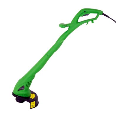 300W Electric Grass Trimmer - Green Strimmer