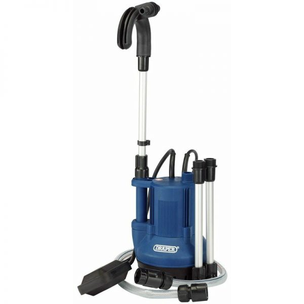 40L/Min Submersible Water Butt Pump with Float Switch (350W)