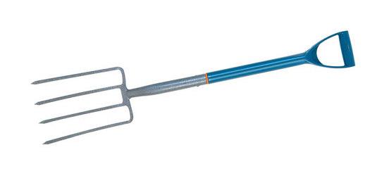 819722 Digging Fork 1000mm - Silverline