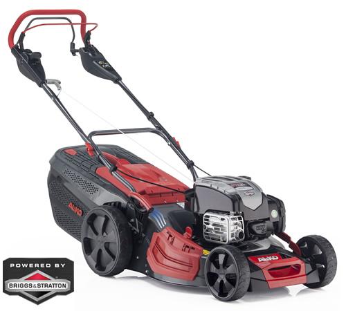 AL-KO Premium 520 VS-B Variable Speed 4in1 Petrol Lawnmower