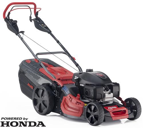 AL-KO Premium 521 VS-H Variable Speed 4IN1 Petrol Lawnmower