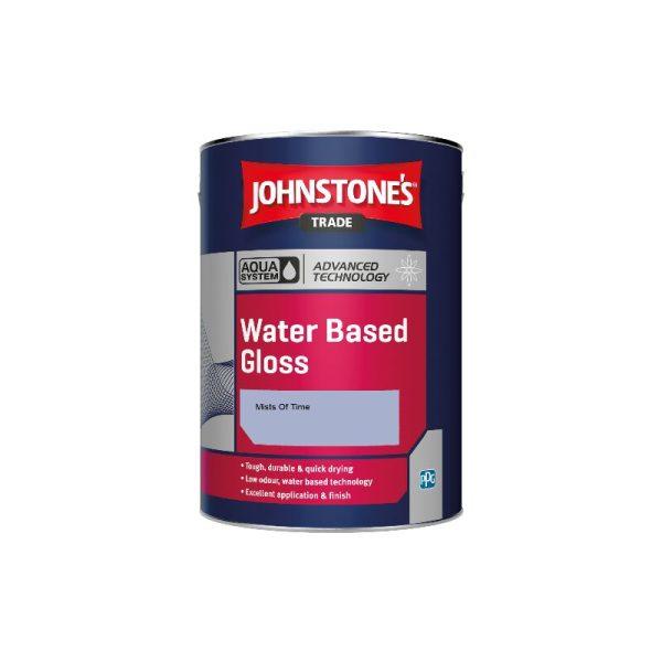 Aqua Water Based Gloss - Mists Of Time - 2.5ltr - Johnstone's