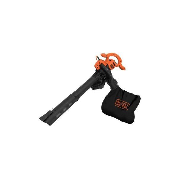 BEBLV260-GB 3-in-1 Electric Leaf Blower 2600W 240V - Black&decker