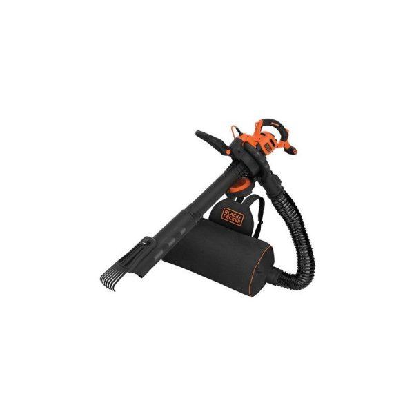 BEBLV301-GB 3-in-1 Electric Leaf Blower 3000W 240V - Black&decker