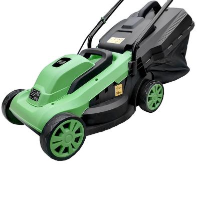 Bentley 1200W Wheeled 30L Electric Rotary Lawnmower 30L Collector