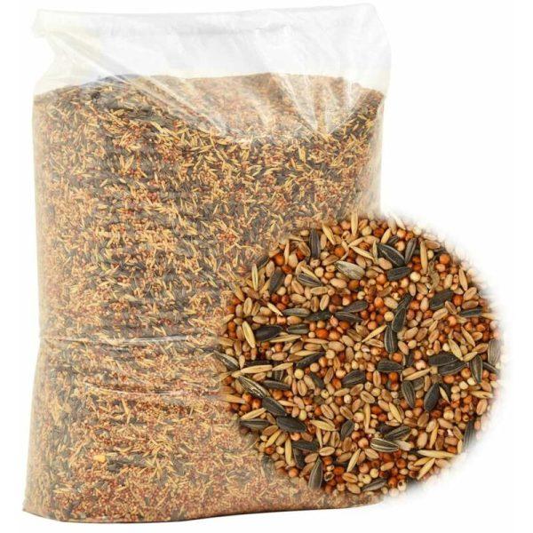 Bird Food 25 kg - Vidaxl