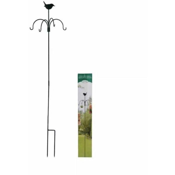 Bird Food Hanger FB145 - Green - Esschert Design