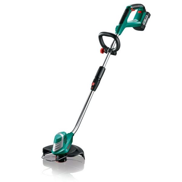 Bosch 36V Cordless Advanced Grasscut Grass Trimmer With Battery And Charger