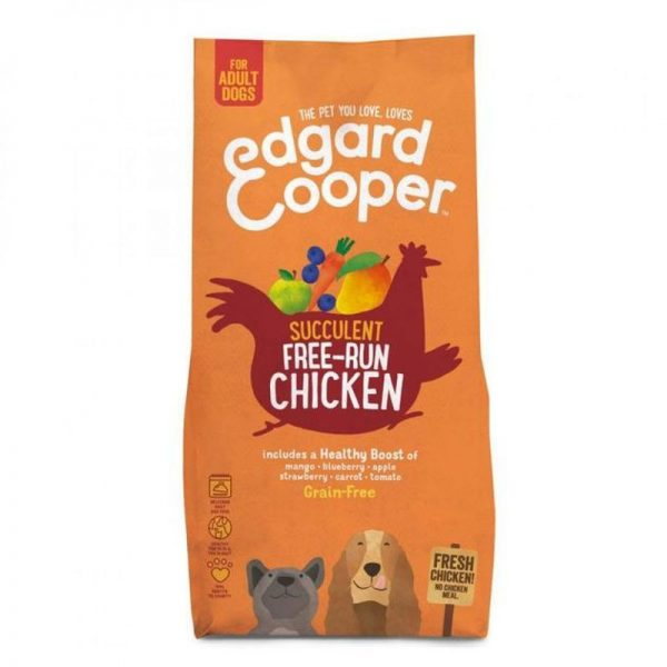 Chicken Dry Adult Dog Food (700g) (May Vary) - Edgard&cooper