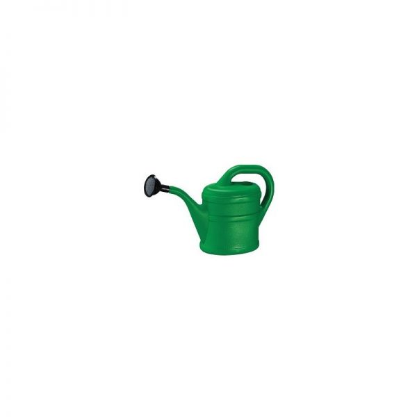 Childrens / Kids Watering Can - Indoor and Outdoor Use - 1L - Green