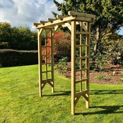 Croft Rose 0.9M Garden Arch