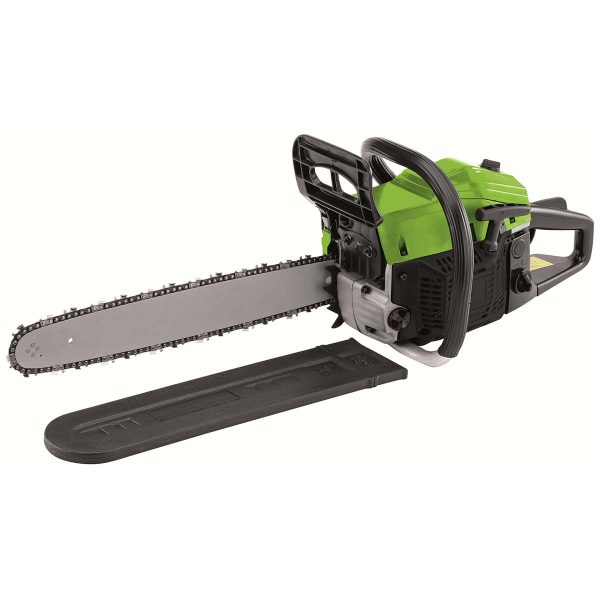 Draper 450mm 45cc Petrol Chainsaw