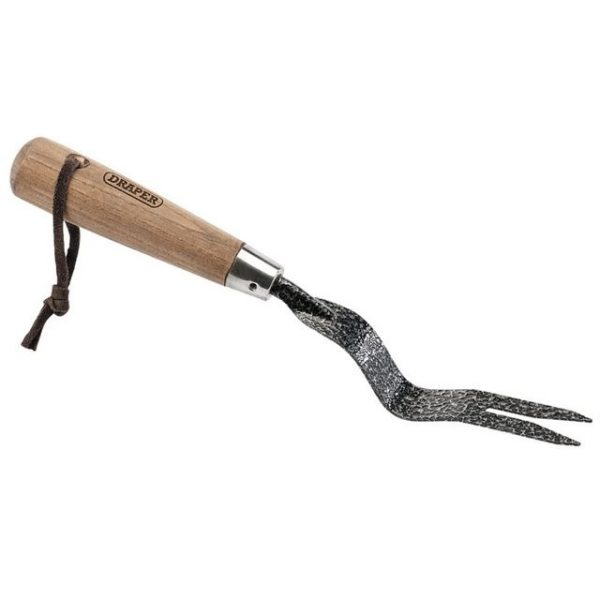 Draper Carbon Steel Heavy Duty Hand Trowel with Ash Handle
