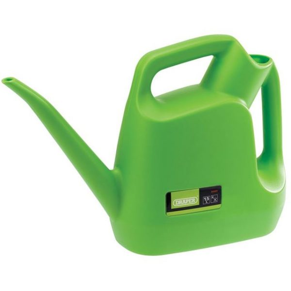 Draper Plastic Watering Can (1.5L)