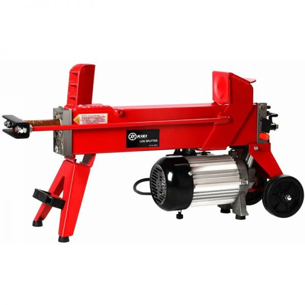 Electric 5 Ton Hydraulic Log splitter Fast wood timber cutter 1500 W of power