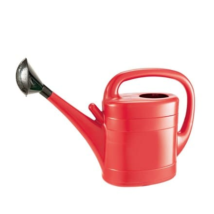 Everyday watering can - red