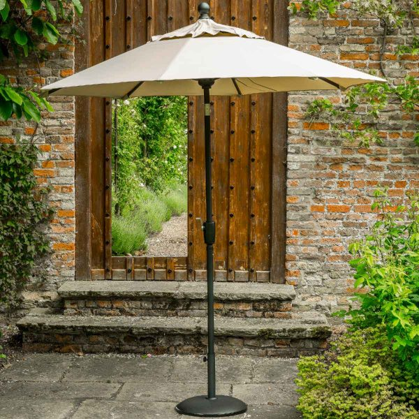 Garden Must Haves Elizabeth 2.2m Parasol (base not included) - Taupe