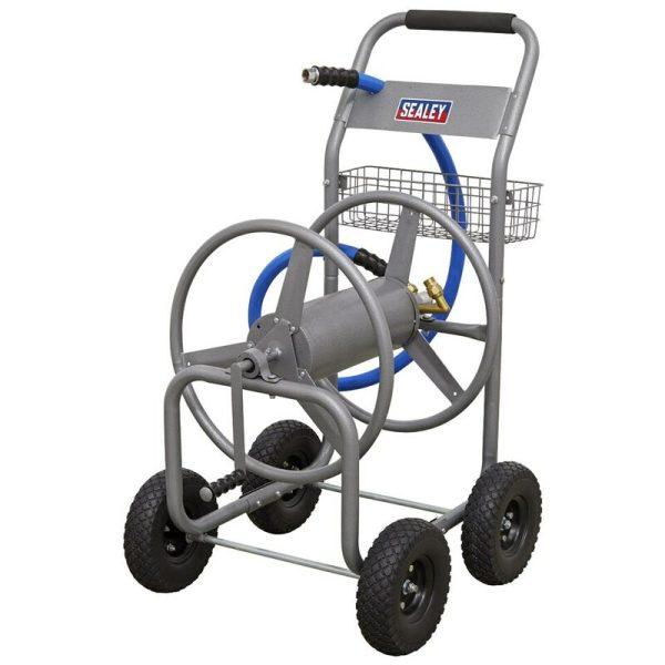 HRCHD Hose Reel Cart Heavy-Duty - Sealey