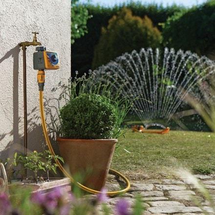 Hozelock aqua control + water timer