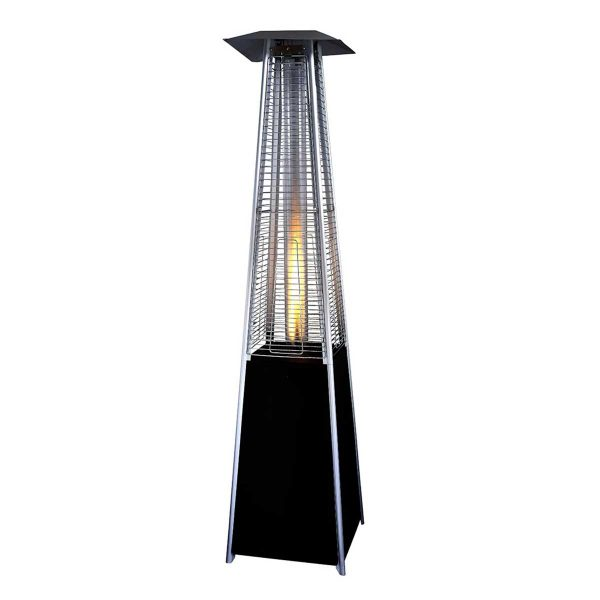 Lifestyle Appliances Lifestyle Tahiti II 13kW Flame Patio Heater - Black