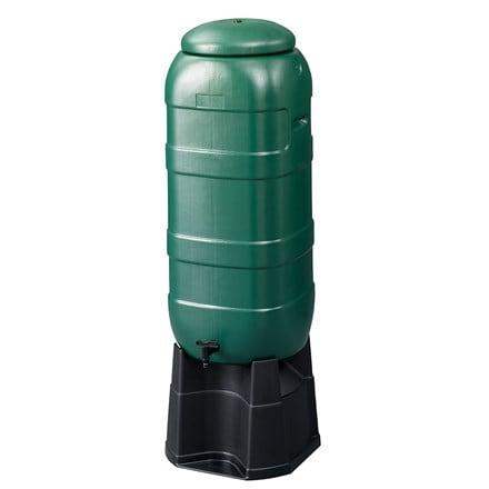 Mini rainsaver water butt stand