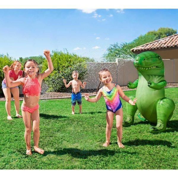Bestway Dinosaur Sprinkler 99x76x122 cm - Green