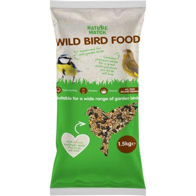 Nature Watch Wild Bird Food 1.5kg