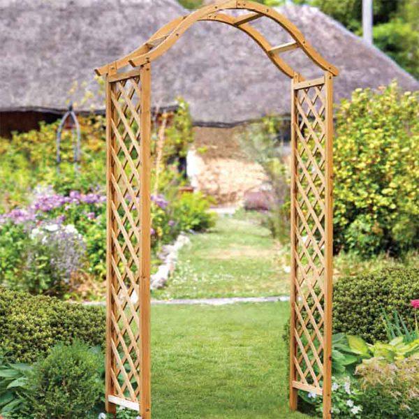 Smart Garden Woodland Garden Arch