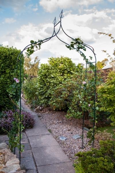 2.29m Decorative Garden Arch