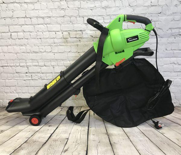 3000 Watt Electric Garden Leaf Blower Vacuum And Mulcher