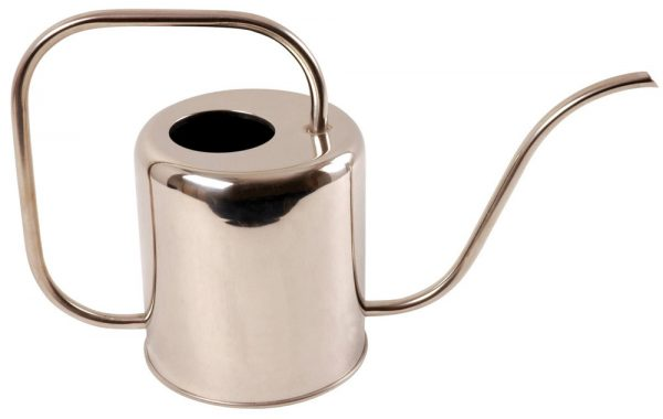 37.9 cm (1 ft 2.9 in) Stainless Steel 1.5L Watering Can