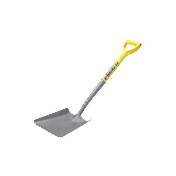 5152022860 Premier Square Mouth Shovel Polyfibre YD - Bulldog