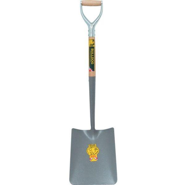5202 NO.2 Square Shovel M YD Handle - Bulldog