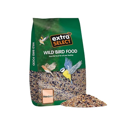 Extra Select 20 kg Standard Wild Bird Food