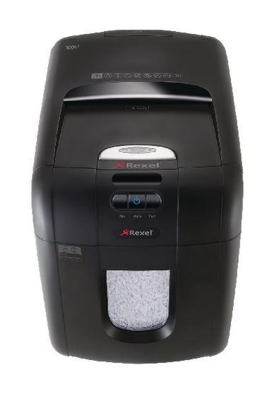 Rexel Auto Plus 130M Micro Cut Shredder - RM50468