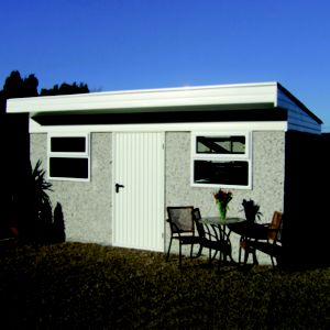 13X10 Garage With Assembly Service