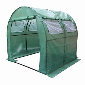 4M² Polytunnel Green