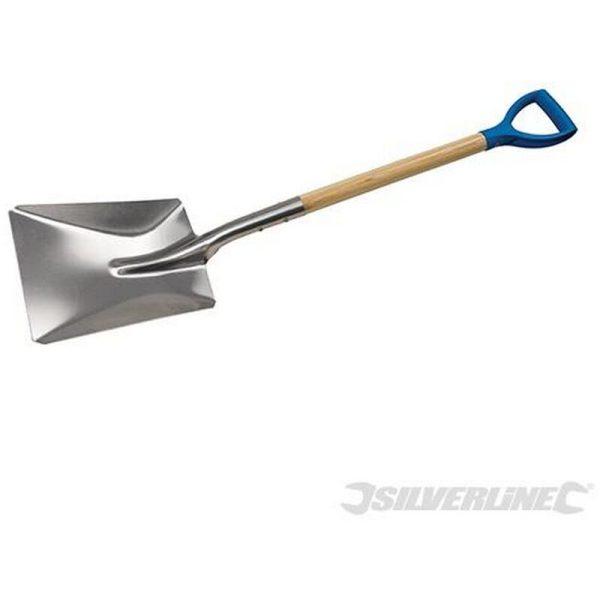 Aluminium Shovel 1030mm - Silverline