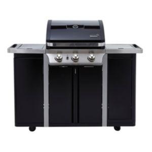 Byron G350 G46303 3 Burner Gas Barbecue