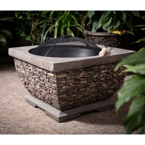 Callow Premium Wood Burner Fire Pit