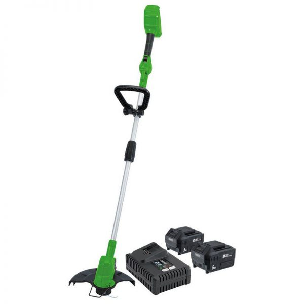 Draper 94580 D20 40V Grass Trimmer with Battery and Fast Charger