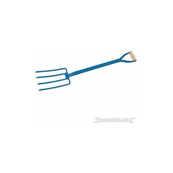 Silverline All-Steel Digging Fork 990mm 427524