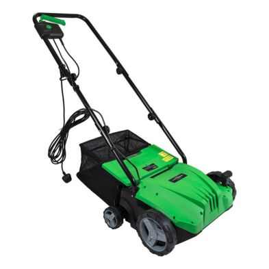 1500w Electric 2-in-1 Garden Scarifier & Aerator Lawn Rake