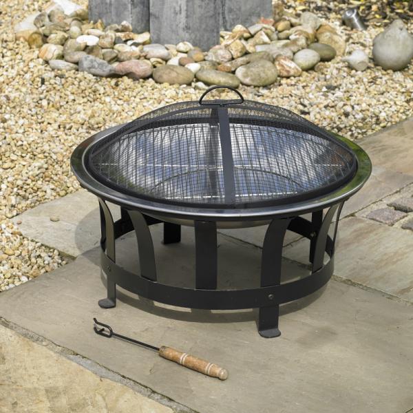 65cm BBQ Fire Pit
