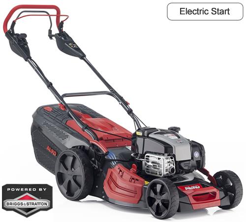 AL-KO Premium 520 VSI-B Variable Speed 4in1 Petrol Lawnmower