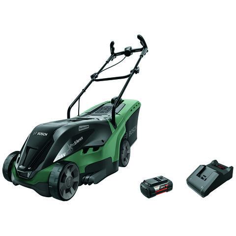 Bosch Bosch UniversalRotak 36-550 Cordless Lawnmower (1 x 4.0Ah Battery & Charger)