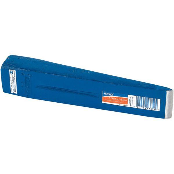 Draper 2.7kg Log Splitter - Blue