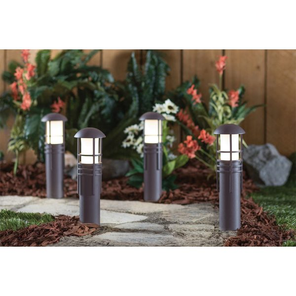 Duracell LV501 Low Voltage LED Garden Lights - 6 Pack