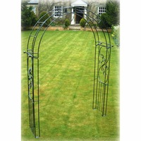 Garden Arch - Imperial Traditional Arch